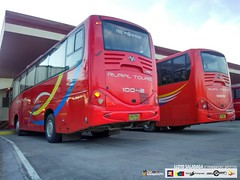 Rural Tours 10042 and Rural Transit 9616 (Lloyd Saladaga) Tags: rural tours rtmi zamboanga