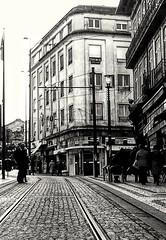 Porto (mgkm photography) Tags: porto portugal streetshot streetphotography streettogs rua fotografiaurbana monochrome pretoebranco europeanphotography blackwhitephotos blancoynegro blackandwhitephotography blackandwhite urban urbanphotography calle street ilustrarportugal