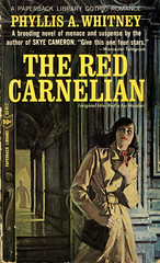 Novel-The-Red-Carnelian-by-John-D-MacDonald (Count_Strad) Tags: mystery softcover novel books