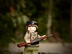 Caretan, 1944 (=KommandantCustom=) Tags: lego cb paratrooper bandofbrothers brickarms mmcb caretan