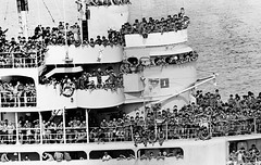 CAM RANH BAY -- MAR 30, 1975 (manhhai) Tags: danang communists vietnamwar camranhbay svietnam northvietnamese usconsulalfrancis