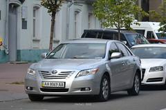 AA8069AA (Vetal_888) Tags: ukraine toyota kyiv aa camry licenseplates україна київ aa8aa xv40 номернізнаки aa8069aa