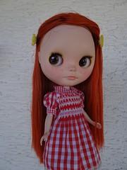 Doll dress by Mayrin