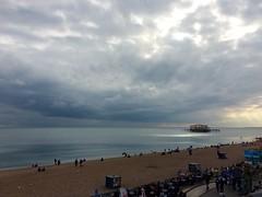 Back in Brighton.