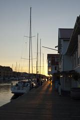 DSC_2327 (lenalaxhed) Tags: sunset sea water sweden vatten hav smögen västkusten