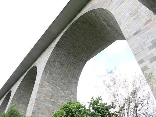 A72 Talbrücke Elstertalbrücke bei Pirk  Juli 2015_085