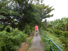 Co van Kessel fietstocht Bangkok