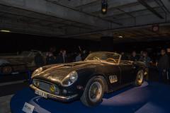 1961 Ferrari 250 GT SWB California Spider (16,288,000 ) (el.guy08_11) Tags: paris france ledefrance ferrari voiture collection 1961 pininfarina scaglietti