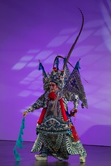 The Warrior - Teochew Opera (SilentArtPhotography) Tags: festival costume opera theater stage traditional celebration actor warrior act lanternfestival chineseopera midautumnfestival teochewopera leavinghometojointhearmy