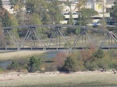 Rail Bridge (jamica1) Tags: park bridge canada vancouver point bc columbia stanley british prospect