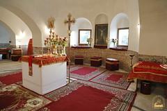 004. Patron Saints Day at the Cathedral of Svyatogorsk / Престольный праздник в соборе Святогорска