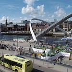 公共空間の創造的利用の促進の写真