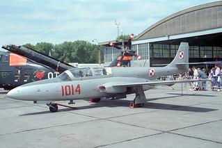 1014 PZL TS-11 Iskra B