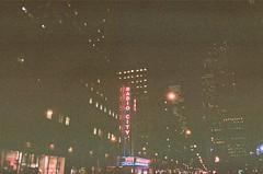 16310018 (el.naboka) Tags: nyc bridge ny building film brooklyn night manhattan broadway nighttime nightlight fujifilm westside wutang nycfilm filmphoto filmlover filmonly filmphotoonlyfilm