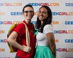 GeekGirlCon 2015 Photo Booth - 0133 (GeekGirlCon) Tags: seattle washington october photobooth geek conferencecenter alienbees fujixpro1 fuji35mmf14 ggc15 ggc2015