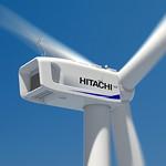 風力発電機の写真