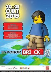 Poster (Portuguese LUG) Tags: plug exponor brincka exponorbrincka2015