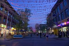 Ulica Świętej Katarzyny - Sainte-Catherine Street