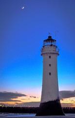 Perch Rock Lighthouse (4 of 4) (andyyoung37) Tags: uk trees sunset unitedkingdom gb wallasey newbrighton merseyside perchrocklighthouse