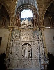 Catedral del Salvador - Ávila (J.S.C.) Tags: españa arquitectura catedral escultura castilla ávila románico gótico
