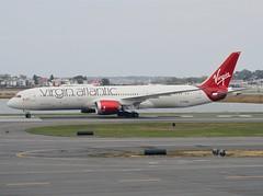 Virgin Atlantic                               Boeing 787-9  Dreamliner                        G-VCRU (Flame1958) Tags: loganairport boeing bos bostonloganairport virginatlantic 1015 787 b787 2015 bostonairport dreamliner kbos boeingdreamliner 211015 boeing7879 boeing787900 virginatlanticb787 virgindreamliner virginatlanticdreamliner gvcru virginb787 virginb7879