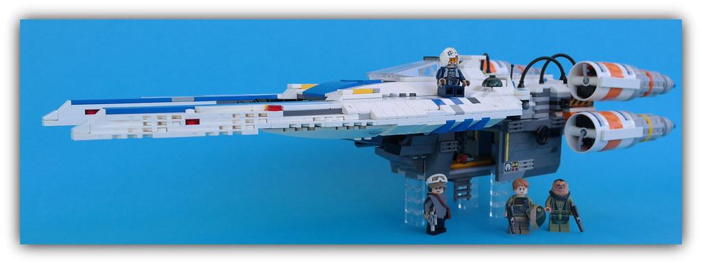 lego star wars u wing instructions