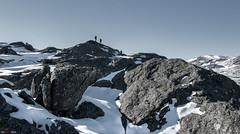 Hiking between seasons... (bent inge) Tags: norway outdoor hiking telemark haukeli 2015 vinje prewinter norwegianmountains bentingeask