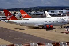 G-VMIA (GH@BHD) Tags: aircraft aviation boeing 747 airliner gatwick jumbo b747 vir lgw virginatlanticairways londongatwickairport gvmia