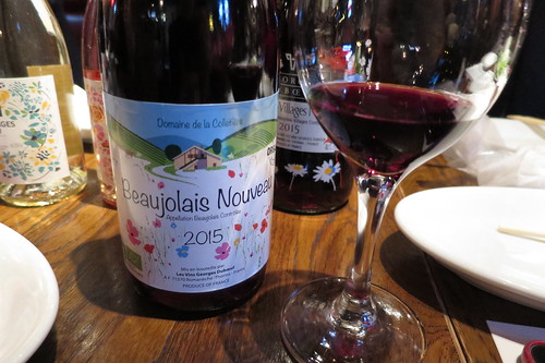 Suntory Beaujolais Nouveau 2015