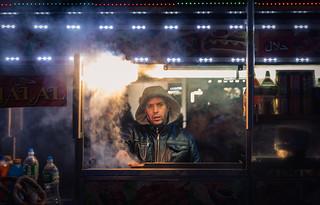 Making Street Food, New York City