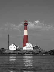 Frder Fyr. (Anette Espolin Storo Dahl) Tags: ocean summer lighthouse water norway vestfold