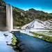 Seljalandsfoss Waterfall - Iceland - Travel photography