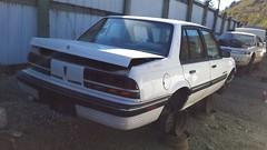 1991 Pontiac Sunbird LE 3.1 V6 (Foden Alpha) Tags: le pontiac 31 v6 sunbird