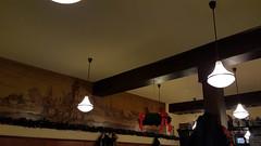 Lovely advent wreath... (grinnin1110) Tags: germany deutschland restaurant europe hessen frankfurt adventwreath indoors metropolis frankfurtammain metropole sachsenhausen hesse frankfurtam schweizerstrase apfelweinwirtschaft adolfwagner
