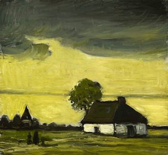 Jakob Smits — Paysage de campine, c. 1910 | Art of Darkness | Jakob Smits—Paysage de campine, 1910s // 1910s / Landscape / Jakob Smits / Oil on canvas // via artofdarkness.co (ArtAppreciated) Tags: new inspiration art dutch century landscape countryside early cityscape darkness rustic fine daily blogs artists 1910s paysage quaint jakob finds 20th discover primitivism smits appreciated naïve tumblr campine artofdarkness ifttt artappreciated artofdarknessco artofdarknesscovu