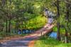 IMG_9217_8_9-Edit (Kev Walker ¦ 8 Million Views..Thank You) Tags: trees sky panorama lake water canon dam widescreen australia nsw fields 1855mm hdr lakestclair hunterregion kevinwalker glenniescreekdam canon1100d