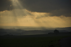 Layers (joolst14) Tags: landscape tynevalley northumberland sunlight layers d7000 3570mm tone clouds