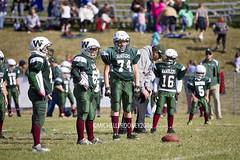 IMG_2455eFB (Kiwibrit - *Michelle*) Tags: pee wee football winthrop monmouth boys team game 101516 play