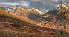 Fall Shadows (jack4pics) Tags: alaska shadows fall hatcherspass