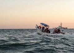 Coast Guard rescues 2 after boat takes on water (Coast Guard News) Tags: coastguard stationcortez rescue egmontkey florida whitneydrake stpetersburg unitedstates us