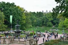 DSC_0038_835 (thokaty) Tags: newyork nyc newyorkcity citytrip centralpark bethesdafountain bethesdaterrace thelake