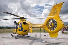 CFR4030Eurocopter EC 135P2  EC-LCN (Carlos F1) Tags: nikon d300 lamorgal morgal lemr airport aeropuerto spotter spotting aircraft airplane aeroplane aeronave aviation transporte transport eclcn eurocopter ec135p2 principadodeasturias spain aerdromo avin aviacin