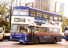 March 1999 (WMT2944) Tags: 3089 f89 xof mcw metrobus mk2a wmpte west midlands travel