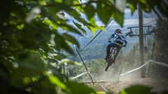 _HUN8573 (phunkt.com™) Tags: uci dh downhill down hill mtb mountain bike world cup mont sainte anne canada velerium coupe de mode 2016 photos race phunkt phunktcom keith valentine