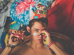 Imaginary King  (yisazcraist) Tags: conceptual surreal imaginary art modern vintage film photography photoshop photographer lightroom naturallight preset presets editorial 30mm 50mm canon canont3i fashion 90s fine fineart fashionphotography filmphotography skin paint