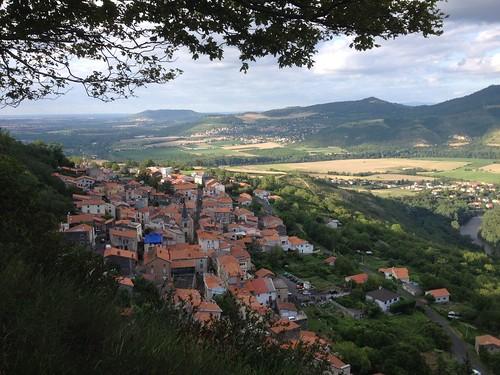 Vieux village de Corent