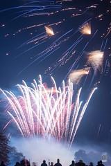 2016 Himley Hall - 40th Anniversary Fireworks Display - 9X7A0880 (timbertree9) Tags: fireworks fire bonfire night dudley himley himleyhouse himleyhall sky pyrotechnics cloud sparkle blast people crowds event display anniversary fair fairground smoke flash dudleycouncil westmidlands unitedkingdom england canon 7dmkii eos