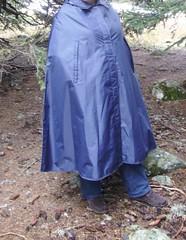 RainMac--blau-IMGP0046 (Umhaenge2010) Tags: cape cloak cloack umhang regenumhang raincape capeimpermable