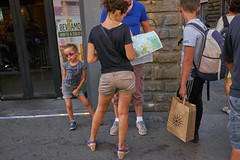 get that itch (Carey Moulton) Tags: street decisive moment people urban life florence italy