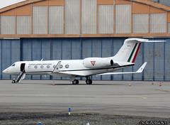 Gulfstream5_MexicanaAirForce_3910-001 (Ragnarok31) Tags: gulfstream aerospace g550 gvsp fuerza aerea mexicana mexico air force 3910
